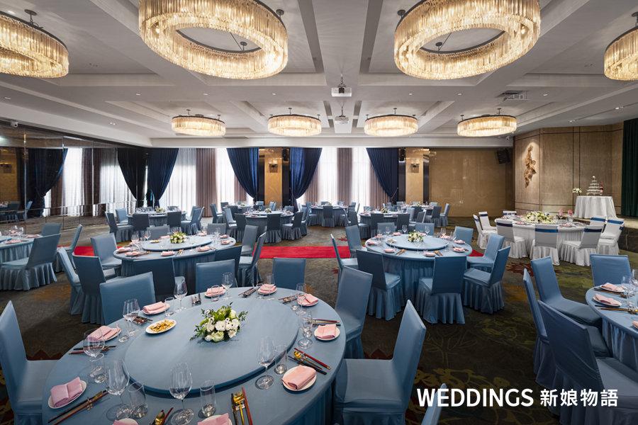 2021婚宴精選|北投麗禧溫泉酒店 森林系台北戶外婚禮