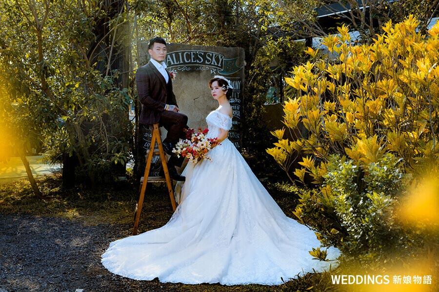 華納婚紗,婚紗照風格,婚紗基地,拍婚紗,婚紗照拍攝,台中婚紗,凡登西服