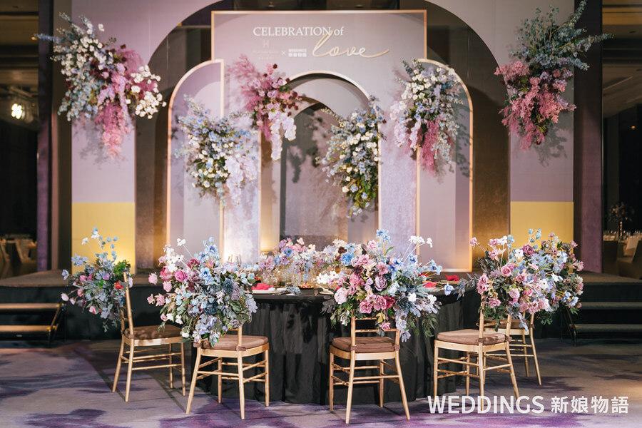 婚宴試菜、戶外證婚、寒舍艾麗酒店、台北婚宴場地、台北婚禮