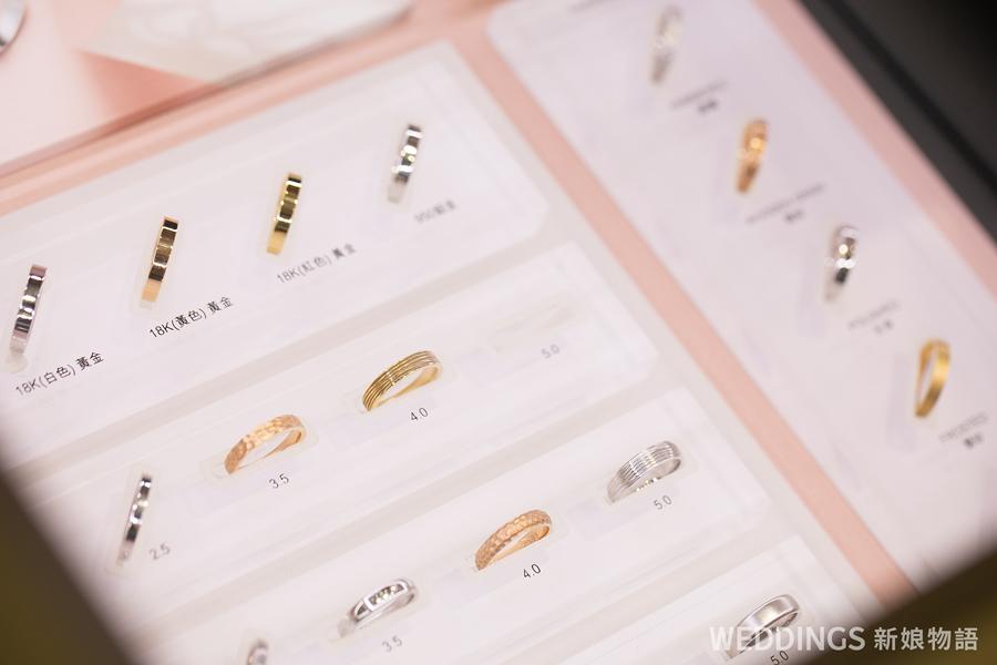 點睛品,婚戒,客製化婚戒,平價,結婚戒指