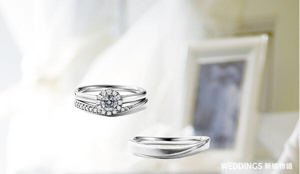 婚戒,festaria TOKYO,星星鑽石,求婚,傳家珠寶,鑽戒