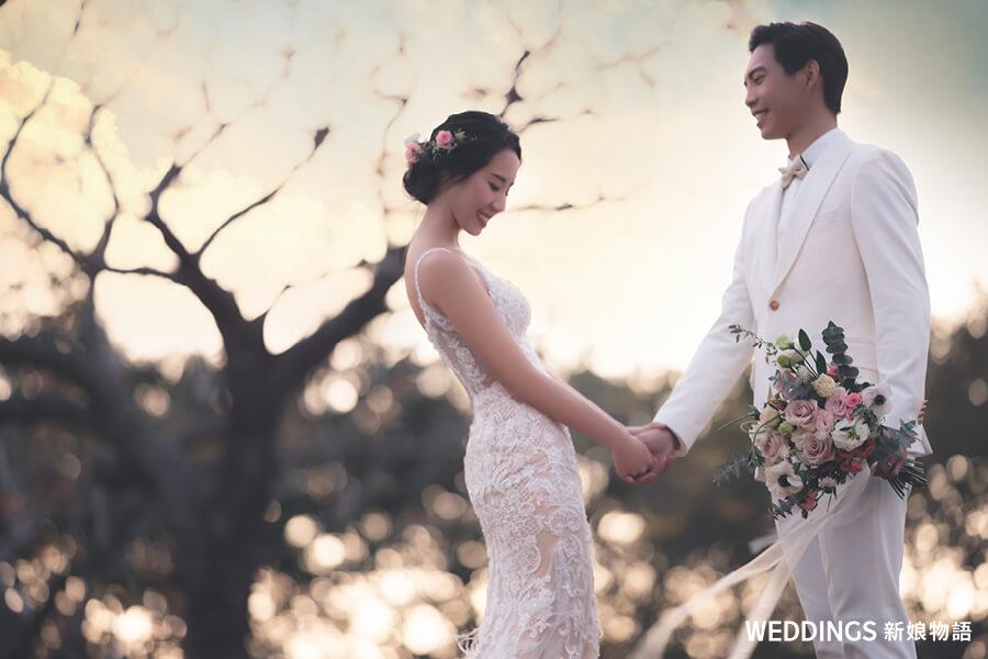 婚紗照,婚紗店,婚紗照風格,台中婚紗景點,華納婚紗,李詹瑩