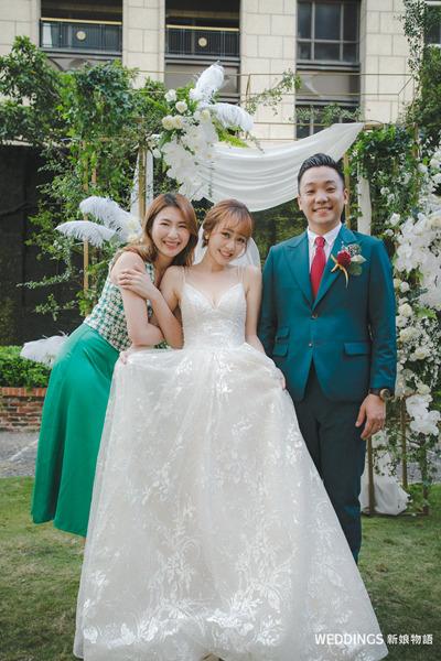 戶外婚禮主持、婚禮主持推薦、南部婚禮主持人、台南婚禮主持、劉貝兒、南部婚禮顧問
