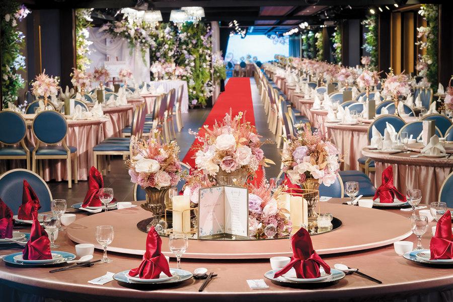 新娘物語,温貞菱,婚宴精選