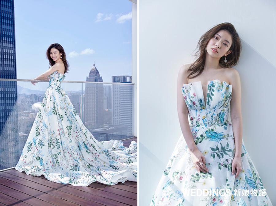 環保婚紗,婚紗禮服,禮服品牌,劉宸希,JASMINE GALLERIA,JASMINE婚紗