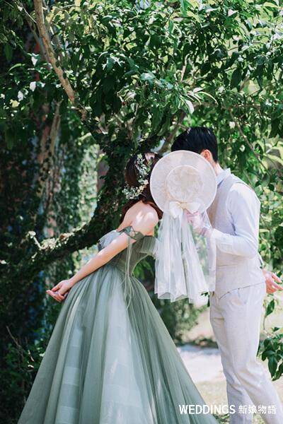 中式婚紗照,大景婚紗照,婚紗照,婚紗照推薦,婚紗照風格,拍婚紗準備,森林系婚紗照,生活感婚紗,美式婚紗,韓風婚紗照