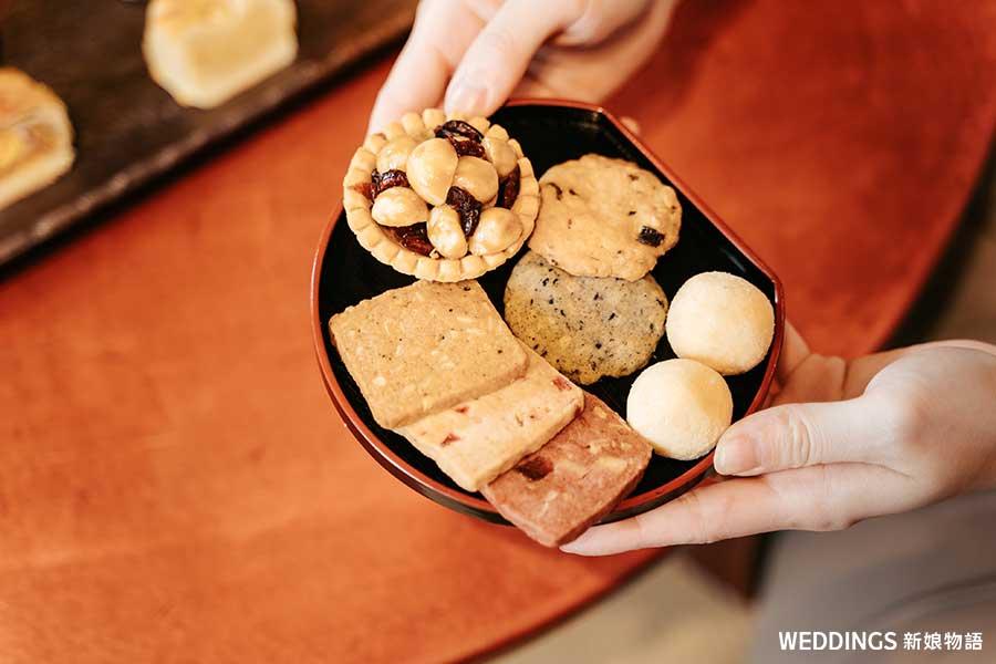 喜餅,手工喜餅,喜餅價格,大餅,中式喜餅,喜糖,西式喜餅,喜餅試吃, 陳允寶泉,囍餅,訂婚喜餅