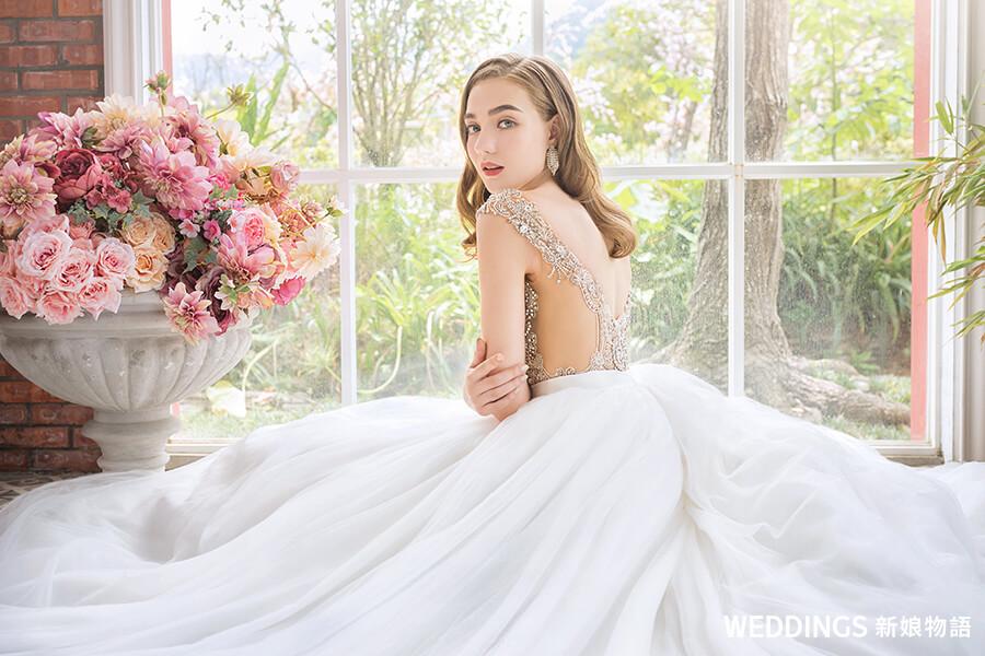禮服婚紗, 新娘禮服,婚紗禮服,禮服租借,婚紗推薦,Ginger.C Bridal