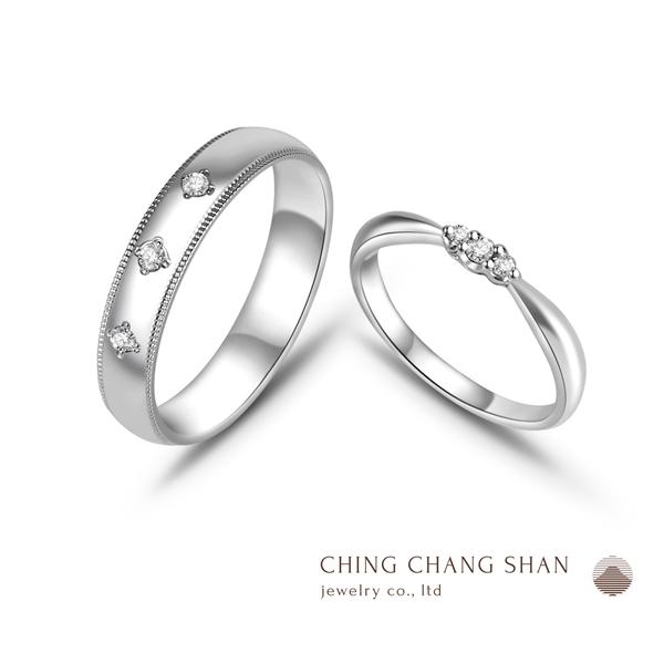 金長山珠寶,戒指,對戒,對戒款式,對戒品牌,男戒,女戒,對戒價格