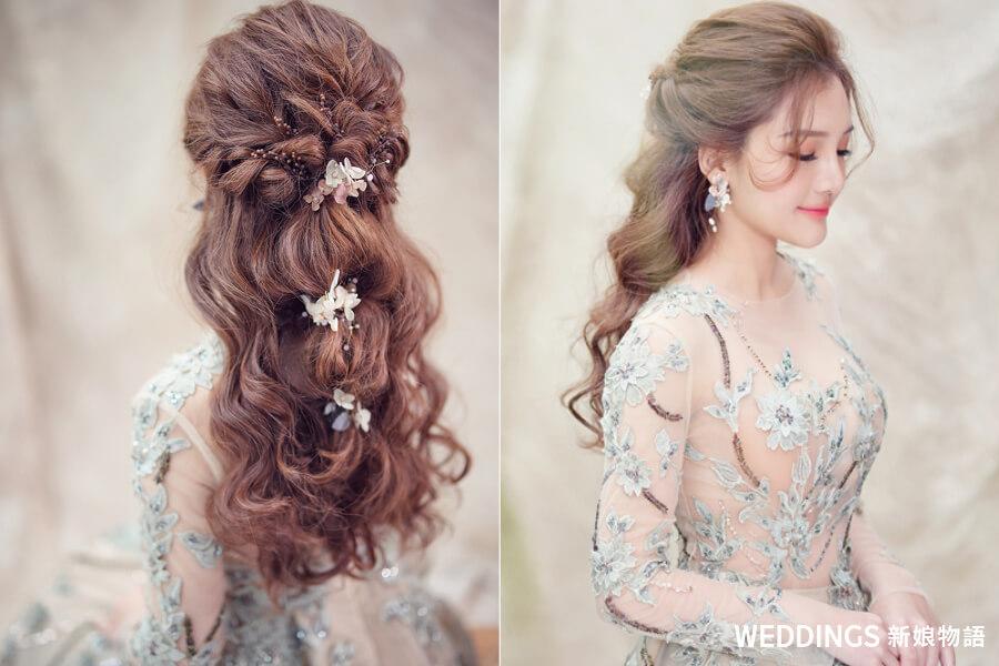 新娘髮型,新娘造型,婚紗髮型,婚禮髮型,婚紗造型,婚紗造型趨勢