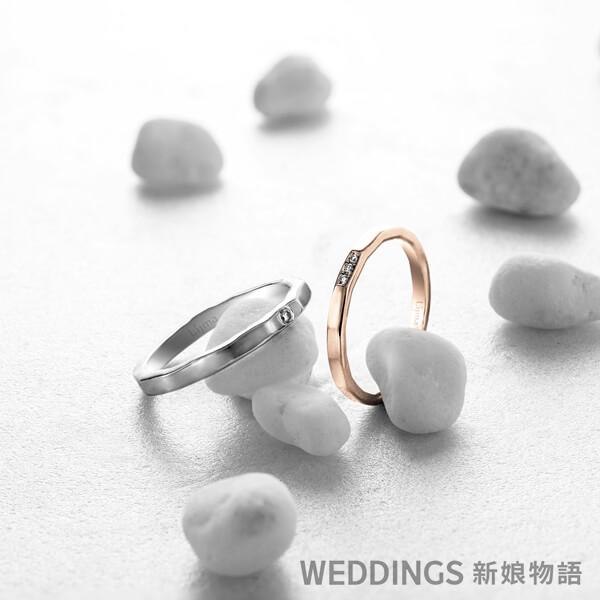 光在金工,婚戒,對戒,結婚戒指