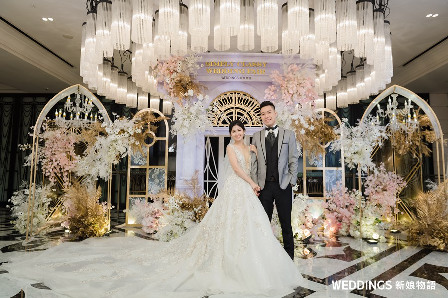 台北文華東方酒店,婚禮體驗日,文華東方婚宴,新娘物語,頂級婚紗,頂級婚禮