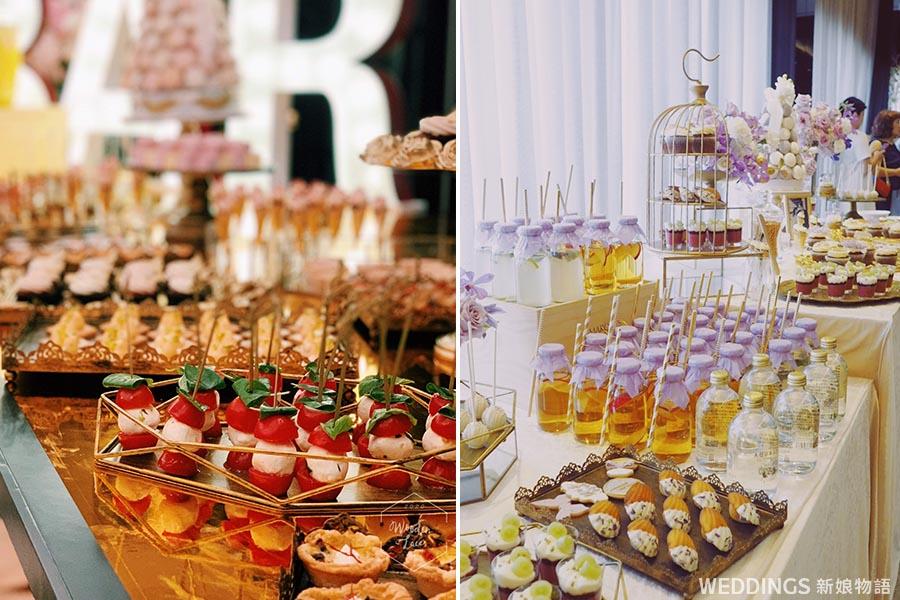 Candy Bar,佈置,婚禮佈置,婚禮佈置diy,杯子蛋糕,甜點