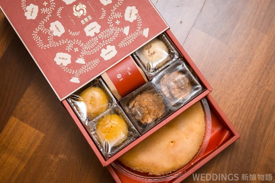 喜豐香,喜餅,中式喜餅,大餅,台中喜餅推薦