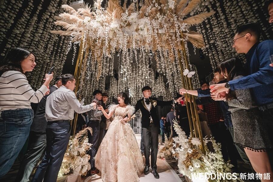 TIGER Wedding,婚禮佈置,婚體,佈置,婚體推薦