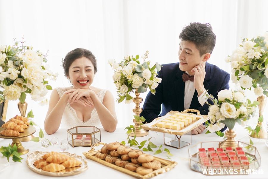 儀式感,儀式感 婚禮,君品,嘉廬,婚禮延期,成家婚顧,文華酒店,疫情,證婚