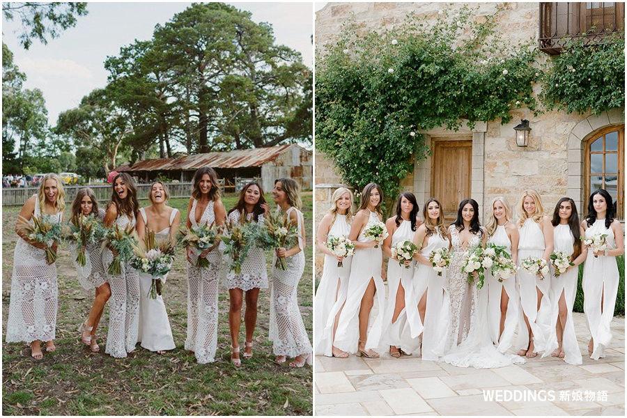伴娘,伴娘服,伴娘服 推薦,伴娘穿搭,婚宴,婚禮,禮服,穿著,伴娘禮服