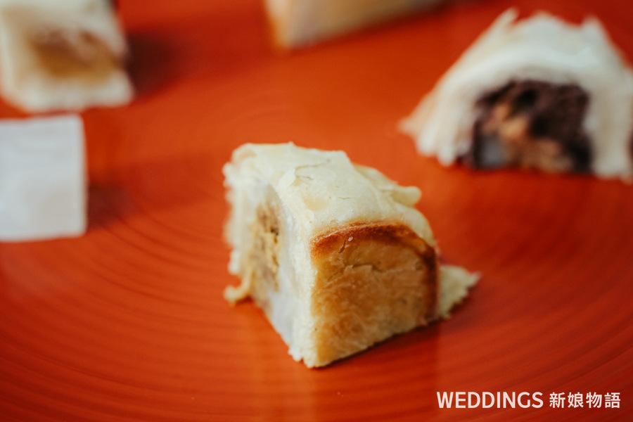 喜豐香,喜豐香1985 ,喜餅試吃,喜餅開箱,喜餅,中式漢餅,中式喜餅