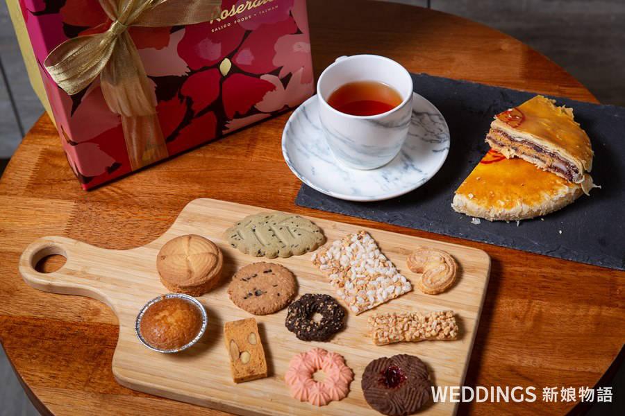大黑松小倆口,喜餅,喜餅試吃,婚禮人,幸福故事館婚禮顧問