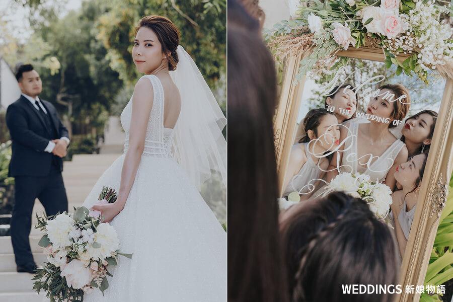 婚禮穿搭,喜宴穿搭,婚禮穿搭禁忌,婚禮穿搭褲裝,婚禮招待穿搭